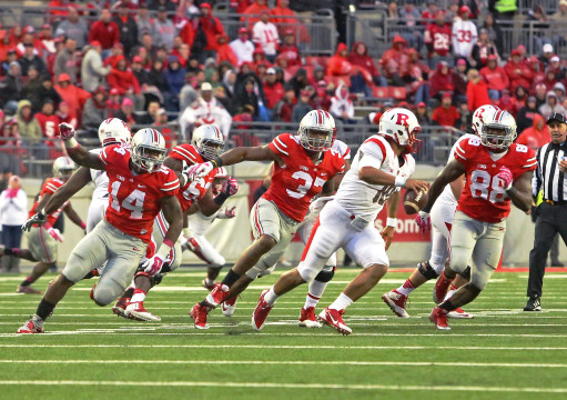 Ohio State defense preparing for aerial assault from Penn State