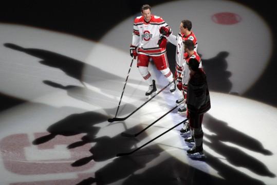 Men's hockey ready to drop puck for 2014 season