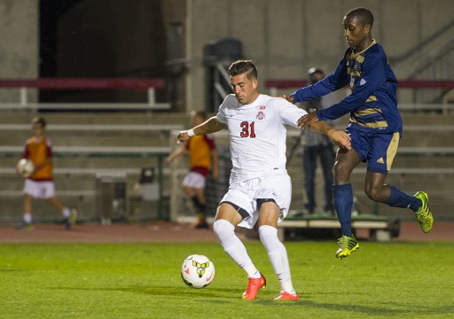 Fresh off road win, Ohio State men's soccer turns focus to Bowling Green