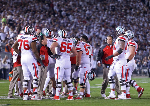 Ohio State offensive 'slobs' trying to carry over culture left by former players