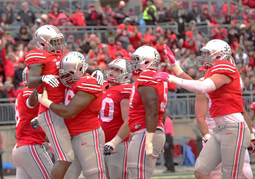 Ohio State offense 'executed better' in win over Rutgers