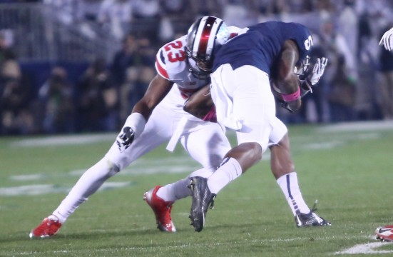 Tyvis Powell making dreams a reality as an Ohio State Buckeye