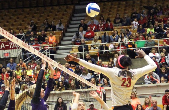 Buckeye women's volleyball set for pair of Michigan-based opponents