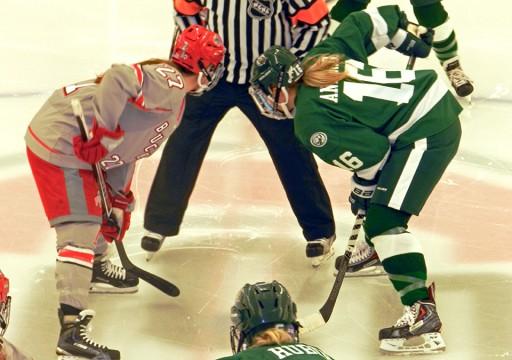 Ohio State women's ice hockey sweeps Bemidji State in weekend series