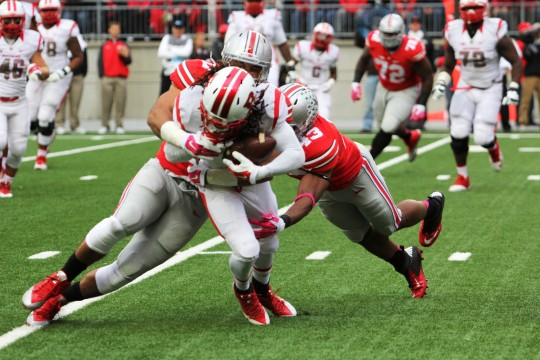 Strong defensive performance not overshadowed by big game for Ohio State offense