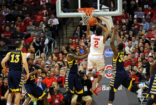 Buckeye men's basketball looks to improve new-look defense against Camels