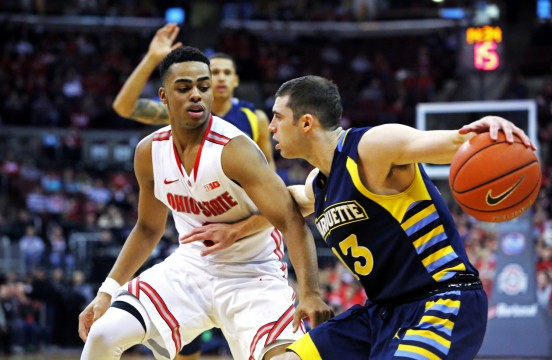 Young Ohio State men's basketball team looks to continue winning start