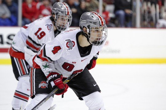 Ohio State men's hockey set for post-holiday tournament
