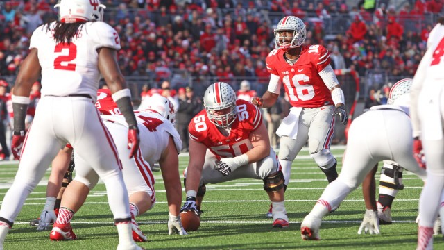Ohio State remains at No. 6 in College Football Playoff rankings