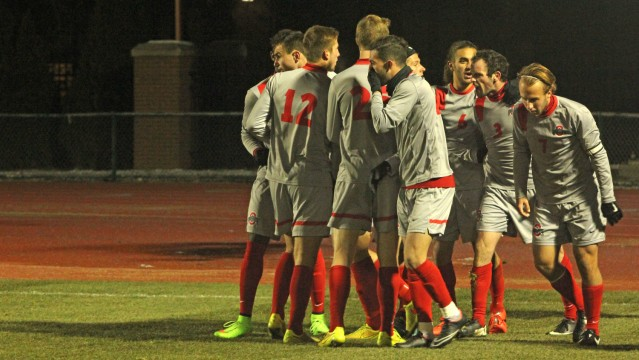 Ohio State men's soccer set for NCAA 2nd round against No. 1 seed Notre Dame