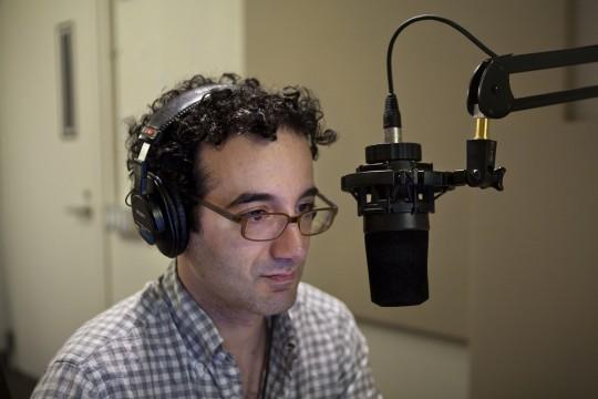 Jad Abumrad of Radiolab: We can all swim through the gut churn together