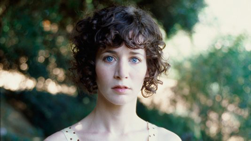 Artist Miranda July is set to show her theatrical experiment 'New Society' on Nov. 20 at the Capitol Theatre in the Riffe Center.  Credit:   Courtesy of Wexner Center for the Arts, photo by Todd Cole