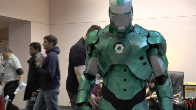 Columbus dresses up for Ohio Comic Con during Halloween weekend
