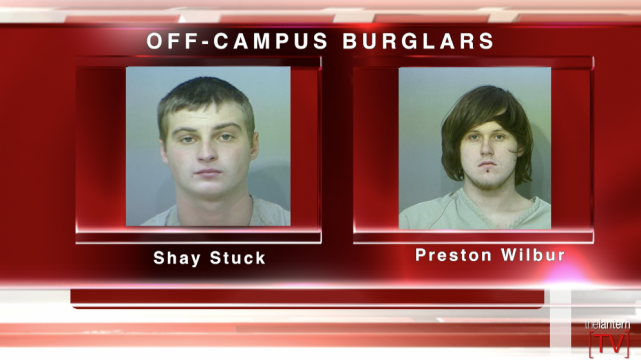 The Scarlet Scoop: Off-Campus Burglars Arrested
