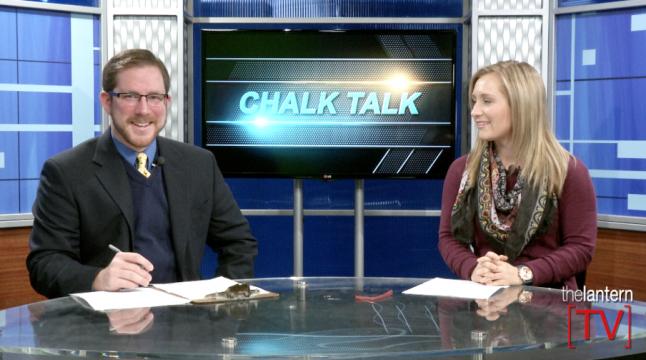 Chalk Talk: Football hosts Hoosiers, Men's Soccer advances & Wrestling opens season