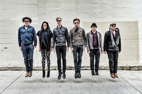 Pop and soul band Fitz and the Tantrums Credit: Courtesy of BB Gun press