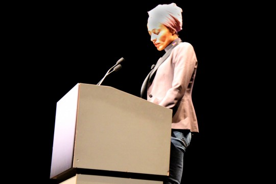 Review: Zadie Smith engaging in speech, well-spoken in answers at Ohio State