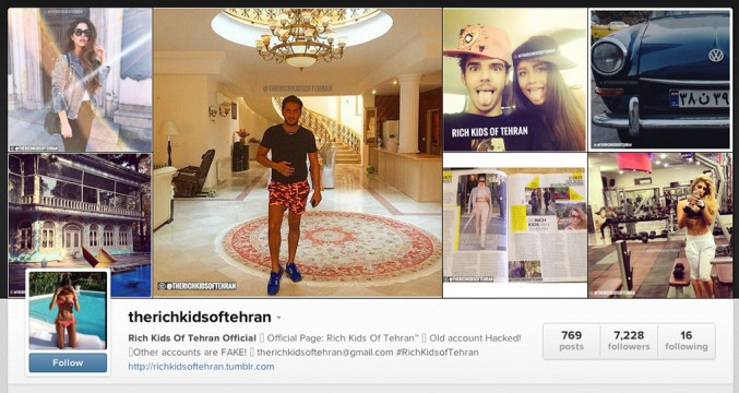 Opinion: Rich kids flash fortune on Instagram with little concern, extreme egocentricity