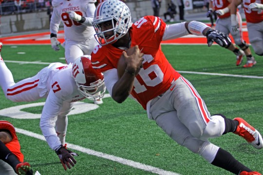 J.T. Barrett, Ohio State make second half turnaround