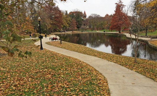 Mirror Lake jump cost about $100K last year