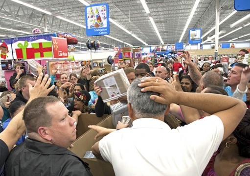Opinion: Black Friday encroaching on Thanksgiving is a bummer