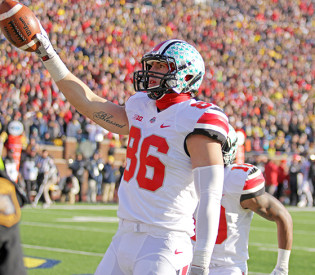 'It's gonna be a war' as Ohio State and Michigan meet for the 111th time