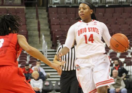 Ohio State women's basketball falls short of No. 24 Georgia, 67-59