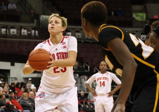 Ohio State women's basketball tops VCU 96-86; Amy Scullion returns