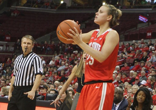 Amy Scullion chooses to return to Ohio State women's basketball team