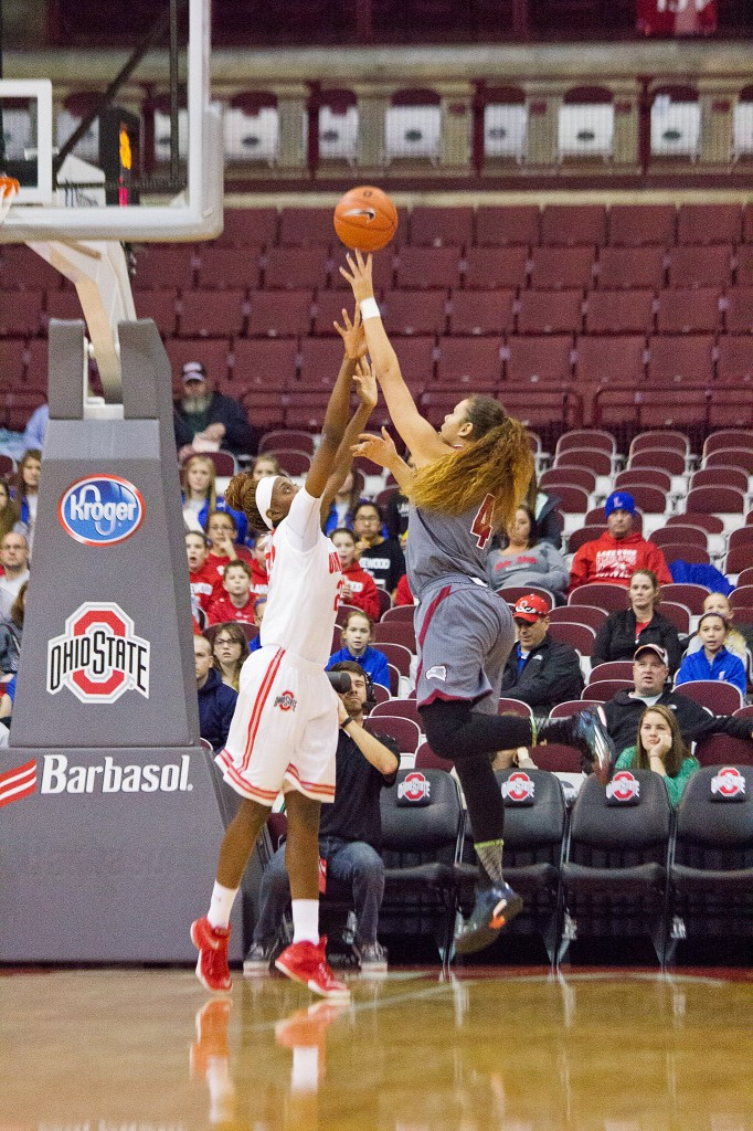 Second half surge propels Ohio State women's basketball to ...