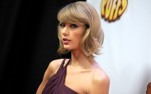 Taylor Swift on Dec. 12 at Z100's Jingle Ball at Madison Square Garden in New York City. Credit: Courtesy of TNS
