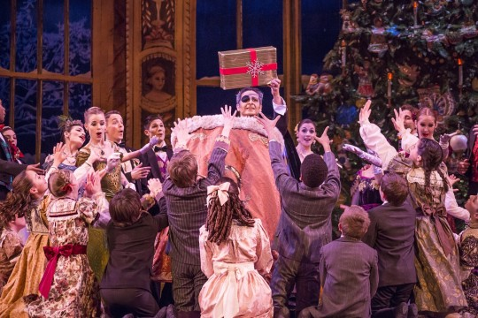 Theatre review: 'The Nutcracker' filled with humor, dazzling performances