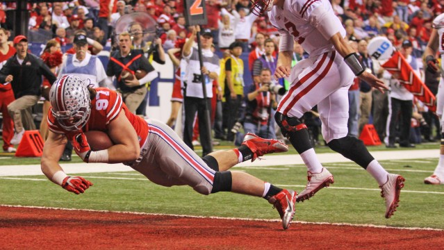 Ohio State's Joey Bosa named 1st team AP All-American; J.T. Barrett, Michael Bennett make 3rd team