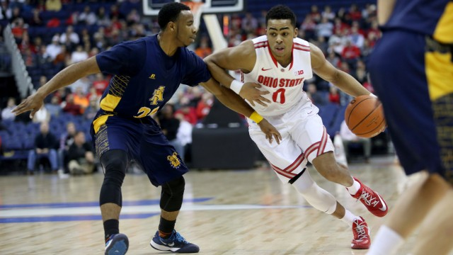 No. 12 Ohio State men's basketball rolls to 97-55 win over North Carolina A&T