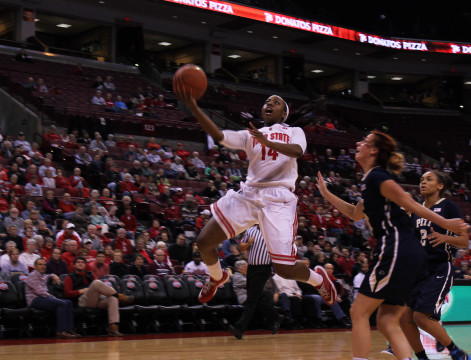Ohio State women's basketball set for Arkansas State Red Wolves