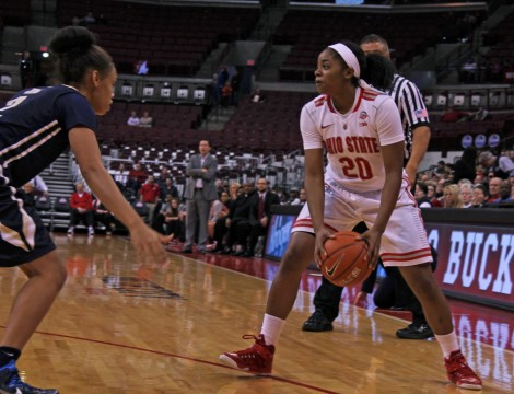 Ohio State women's basketball comes up short, falls to Pittsburgh 78-74