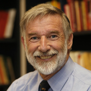 Geoffrey Parker was awarded a British Academy Medal Nov. 25 for his book 'Global Crisis.' Credit: OSU
