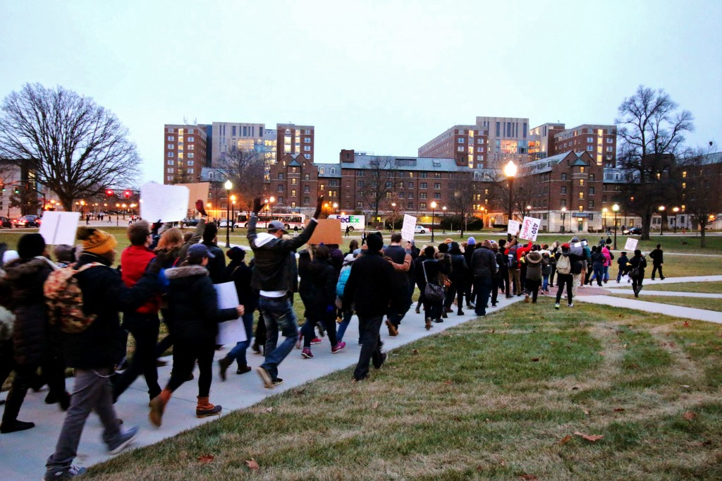 Cincinnati's Ferguson Protest: a Personal View