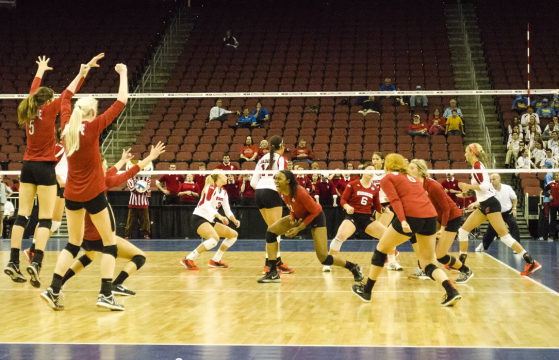 After Cinderella Season, OSU Women's Volleyball falls to Wisconsin in NCAA Tourney