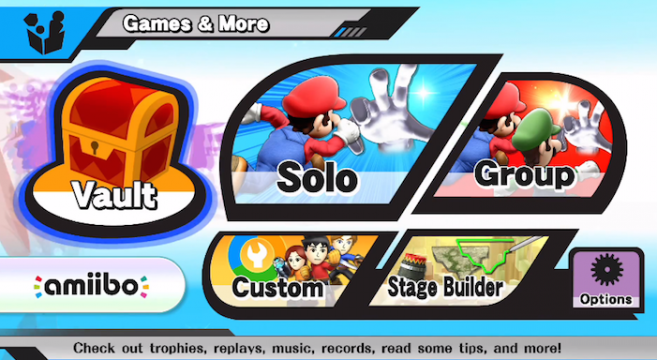 First Glance: Super Smash Brothers for Wii U
