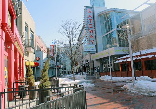 The Gateway Film Center is one of the theaters in central Ohio that is planning to screen 'The Interview.' Credit: Lantern file photo