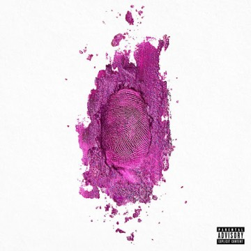 Nicki Minaj's 'The Pinkprint' was released Monday.