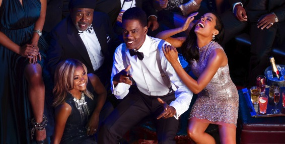 'Top Five' has comedians getting serious, highlighting 'black fame'