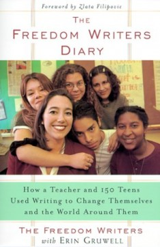 "Cover of ""The Freedom Writers Diary"""