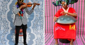 Hassan Hajjaj, a Moroccan-born artist who works in photography, performance and fashion, will have his work (pictured above) featured as part of the Wexner Center for the Arts' spring exhibits. His series of performances is set to open on Feb. 7. Courtesy of the Wexner Center for the Arts