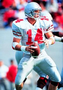 Former OSU quarterback Bobby Hoying. Credit: OSU athletics