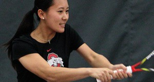 Sophomore Miho Kowase Credit: Courtesy of OSU athletics