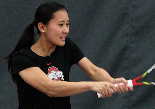 Sophomore Miho Kowase Credit: Courtesy of OSU athletics