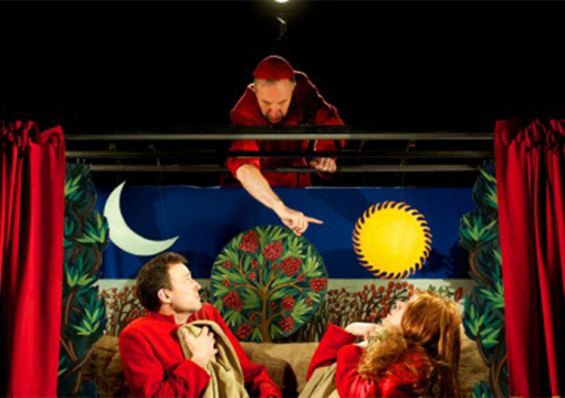 'The Cardinals,' a play by UK theater company Stan's Cafe, is set to be performed at the Wexner Center for the Arts Thursday through Sunday. Credit: OSU