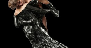 """For """"Claudel,"""" photographer Wes Kroninger combined Claudel's sculptures with photos of dancers to be projected during the performance. """"Claudel"""" will be performed Friday and Saturday at Columbus Dance Theatre. Courtesy of Wes Kroninger."""